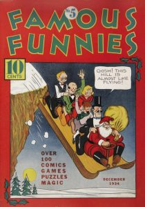 Famous Funnies #5 (1934)