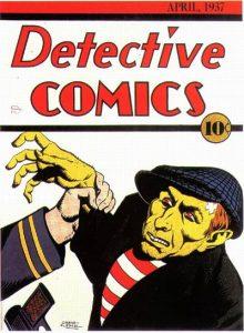 Detective Comics #2 (1937)