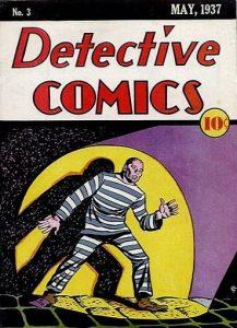 Detective Comics #3 (1937)