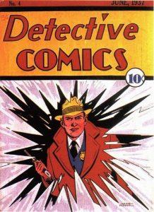 Detective Comics #4 (1937)