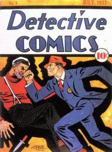 Detective Comics #5 (1937)