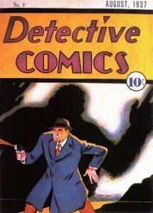 Detective Comics #6 (1937)