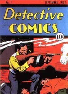 Detective Comics #7 (1937)