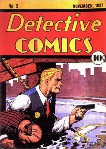 Detective Comics #9 (1937)