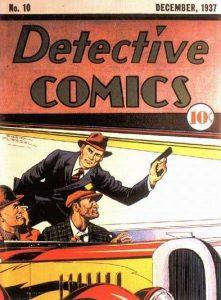 Detective Comics #10 (1937)