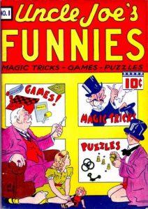 Uncle Joe's Funnies #1 (1938)