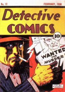 Detective Comics #12 (1938)