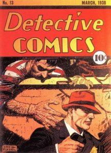 Detective Comics #13 (1938)