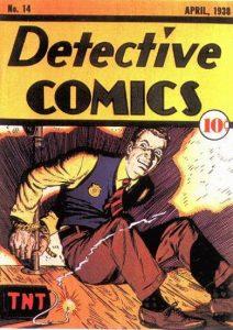 Detective Comics #14 (1938)