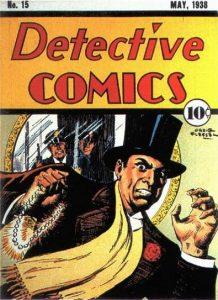Detective Comics #15 (1938)