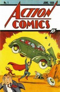 Action Comics #1 (1938)
