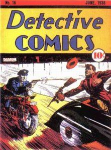 Detective Comics #16 (1938)