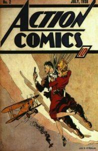 Action Comics #2 (1938)