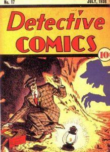 Detective Comics #17 (1938)