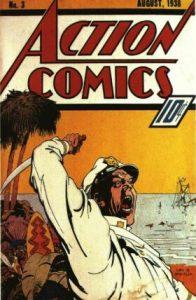 Action Comics #3 (1938)