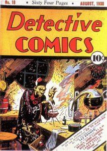 Detective Comics #18 (1938)