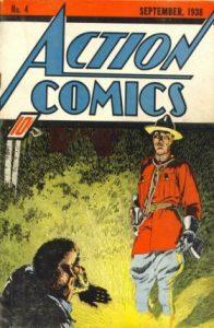 Action Comics #4 (1938)