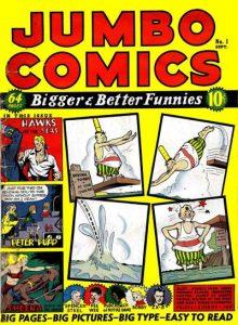 Jumbo Comics #1 (1938)