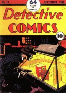 Detective Comics #19 (1938)