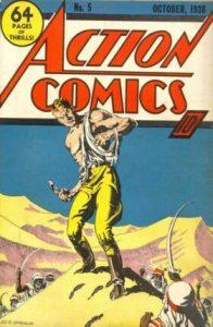 Action Comics #5 (1938)