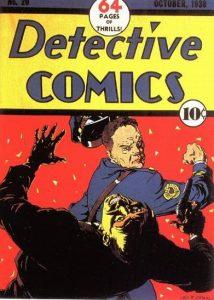 Detective Comics #20 (1938)