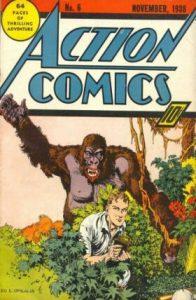 Action Comics #6 (1938)