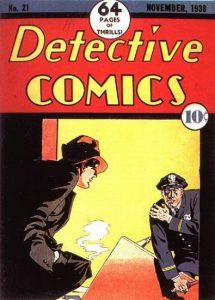 Detective Comics #21 (1938)