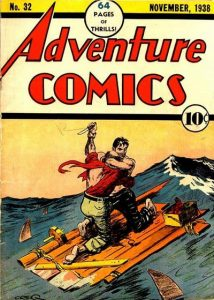 Adventure Comics #32 (1938)