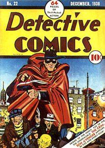 Detective Comics #22 (1938)