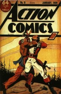 Action Comics #8 (1938)