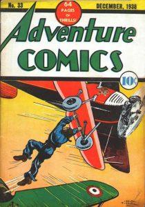Adventure Comics #33 (1938)