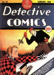 Detective Comics #23 (1938)