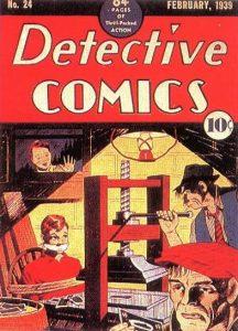 Detective Comics #24 (1939)