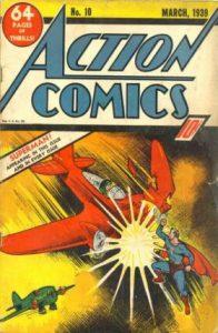 Action Comics #10 (1939)