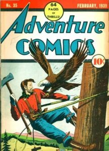 Adventure Comics #35 (1939)
