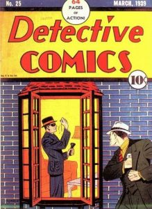 Detective Comics #25 (1939)