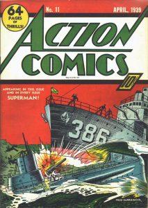 Action Comics #11 (1939)