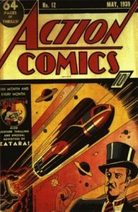Action Comics #12 (1939)