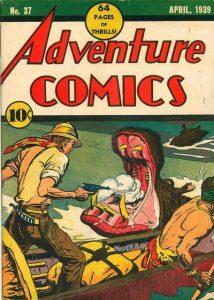 Adventure Comics #37 (1939)