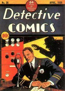 Detective Comics #26 (1939)