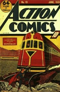 Action Comics #13 (1939)