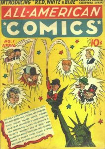 All-American Comics #1 (1939)