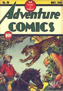 Adventure Comics #38 (1939)