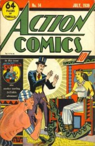 Action Comics #14 (1939)