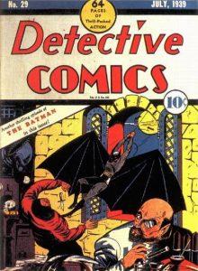 Detective Comics #29 (1939)