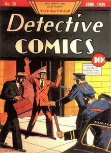 Detective Comics #28 (1939)