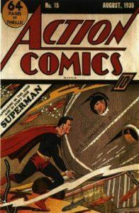 Action Comics #15 (1939)