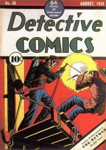 Detective Comics #30 (1939)
