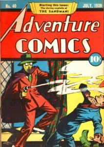 Adventure Comics #40 (1939)