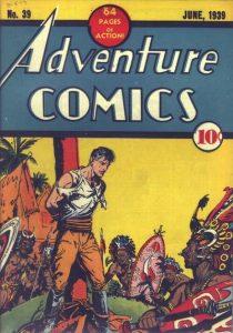 Adventure Comics #39 (1939)